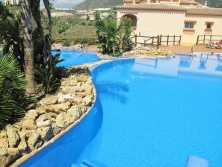 Luxury property for winter rental in Mediterra