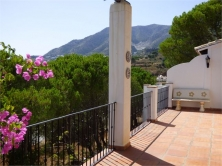 Townhouse with panoramic views in Mijas
