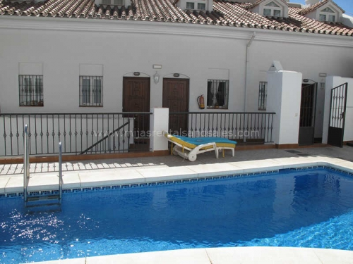 Central one bedroom apartment in Mijas Pueblo