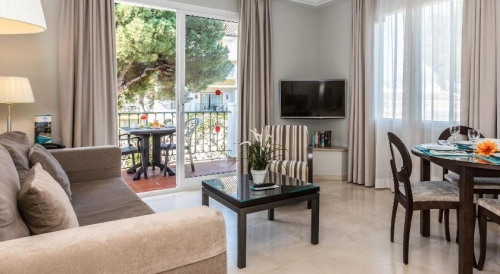Apartment in Marbella walking distance to beach