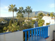 Penthouse apartment in Campo Mijas