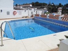 Winter rental in Mijas Pueblo