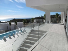 New built villa in Mijas