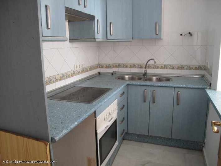 Bright apartment in Las Lagunas