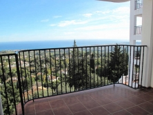 Apartment for rent in Mijas unfurnished