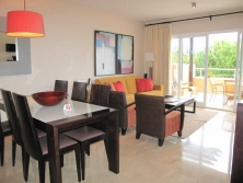 Apartment with private garden in Club la Costa