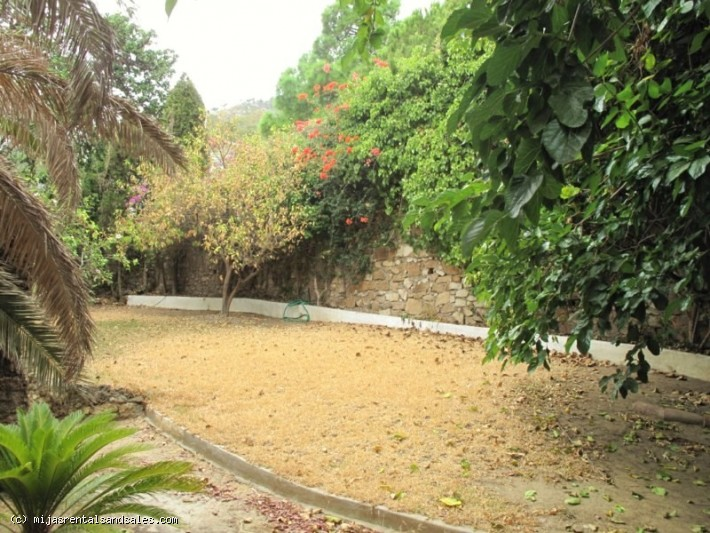 Building Plot in centre of Mijas Pueblo