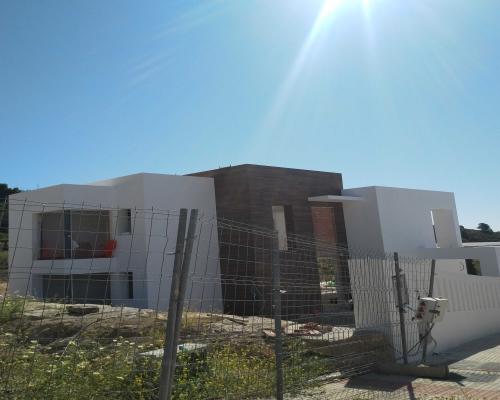 Brand new villa close to Mijas