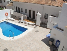 Central Townhouse in Mijas