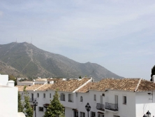 Mijas village winter rental