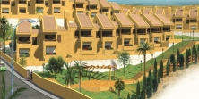 New development of 8 townhouses in Torreblanca