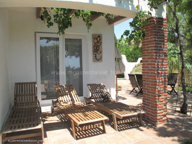 Villa de la Salud winter rental