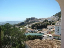 Detached villa with fabulous views